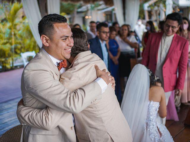 La boda de Gustavo y Ariadna en Cozumel, Quintana Roo 29