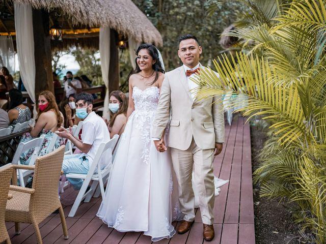 La boda de Gustavo y Ariadna en Cozumel, Quintana Roo 30