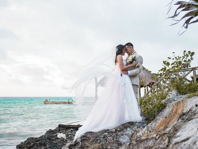 La boda de Ariadna y Gustavo