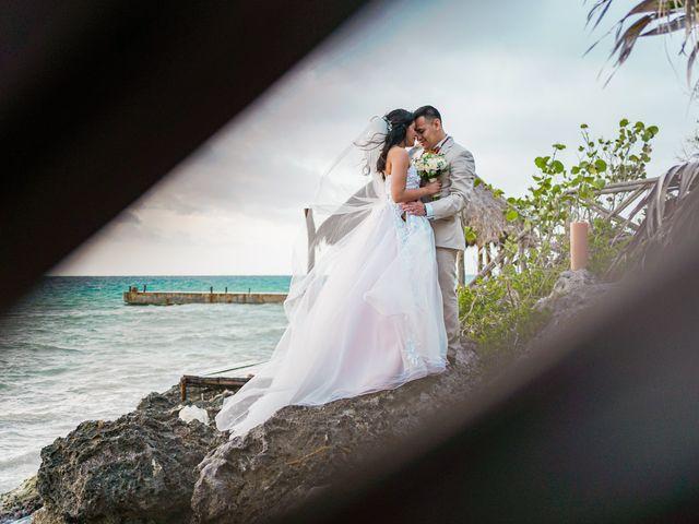 La boda de Gustavo y Ariadna en Cozumel, Quintana Roo 43