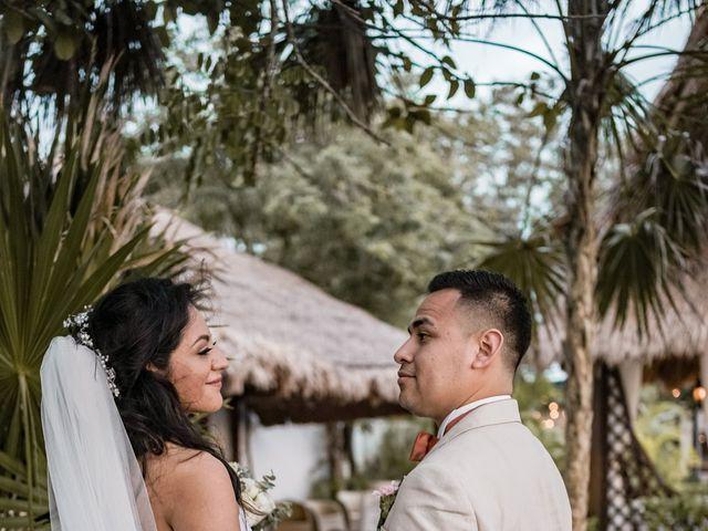 La boda de Gustavo y Ariadna en Cozumel, Quintana Roo 50