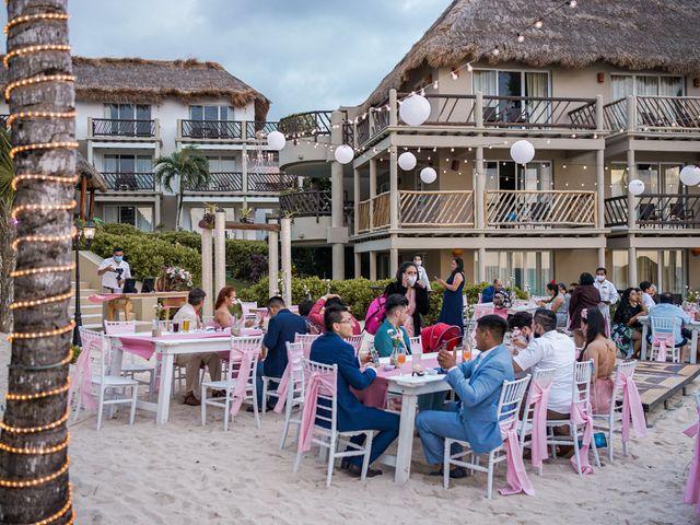 La boda de Gustavo y Ariadna en Cozumel, Quintana Roo 52
