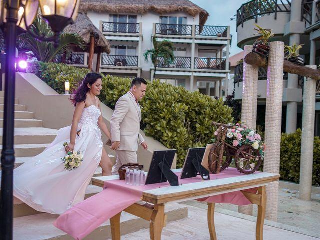 La boda de Gustavo y Ariadna en Cozumel, Quintana Roo 54
