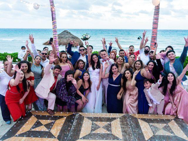 La boda de Gustavo y Ariadna en Cozumel, Quintana Roo 56