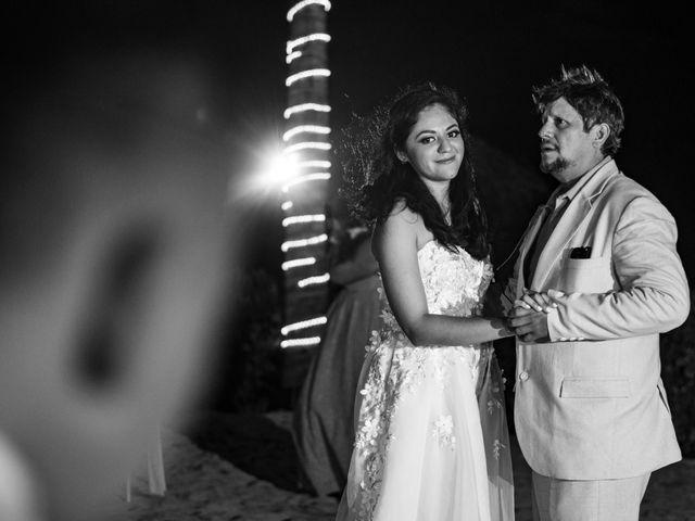 La boda de Gustavo y Ariadna en Cozumel, Quintana Roo 64