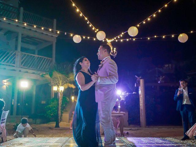 La boda de Gustavo y Ariadna en Cozumel, Quintana Roo 66