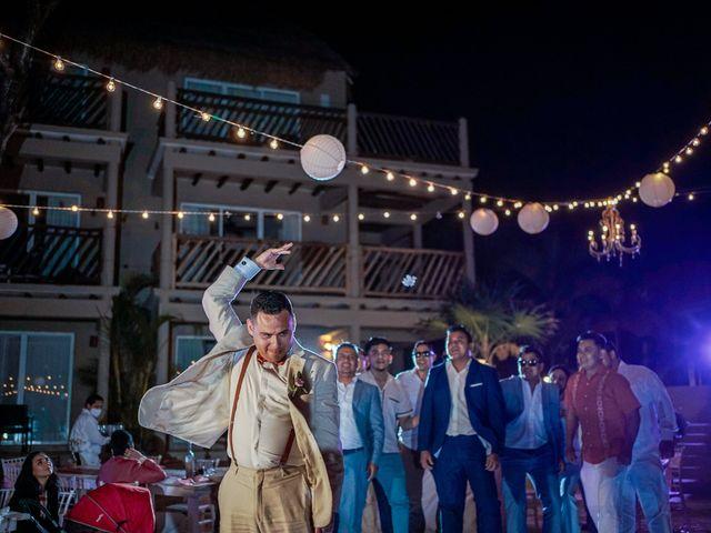 La boda de Gustavo y Ariadna en Cozumel, Quintana Roo 72