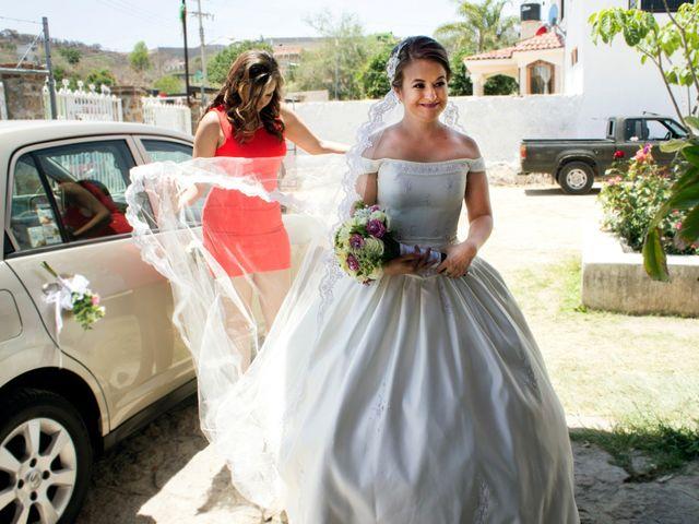 La boda de Sergio y Mily en Zapopan, Jalisco 3