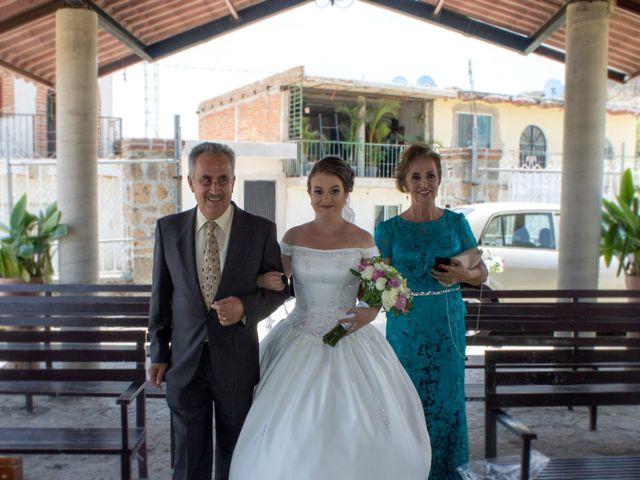 La boda de Sergio y Mily en Zapopan, Jalisco 4