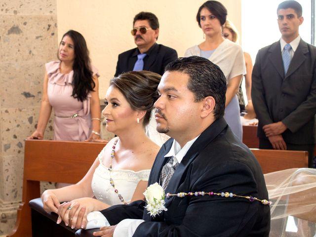 La boda de Sergio y Mily en Zapopan, Jalisco 6