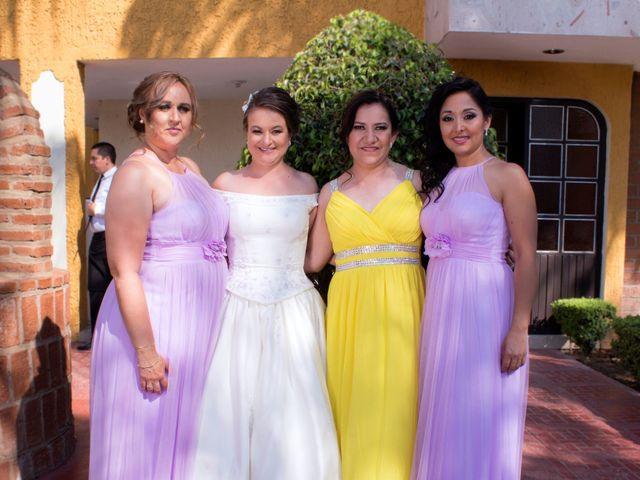 La boda de Sergio y Mily en Zapopan, Jalisco 7