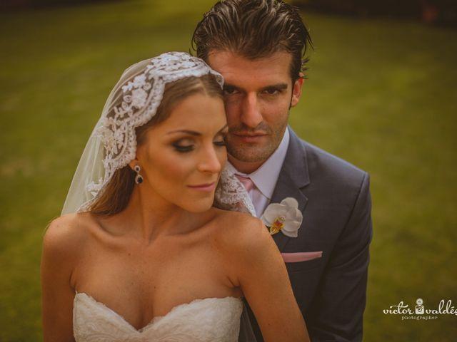 La boda de Alejandra y Raúl