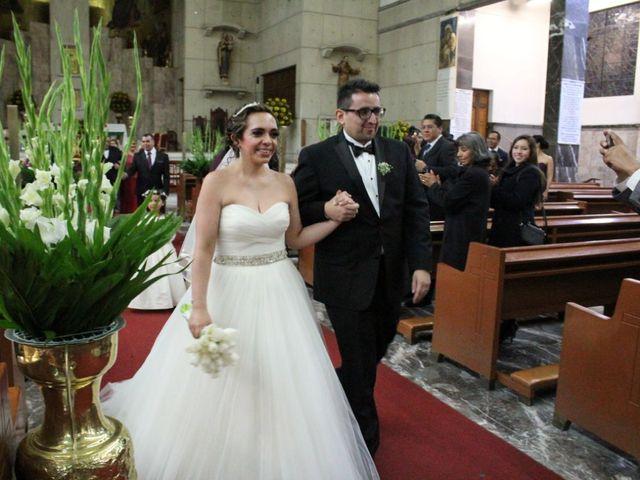 La boda de Eglantina  y Armando