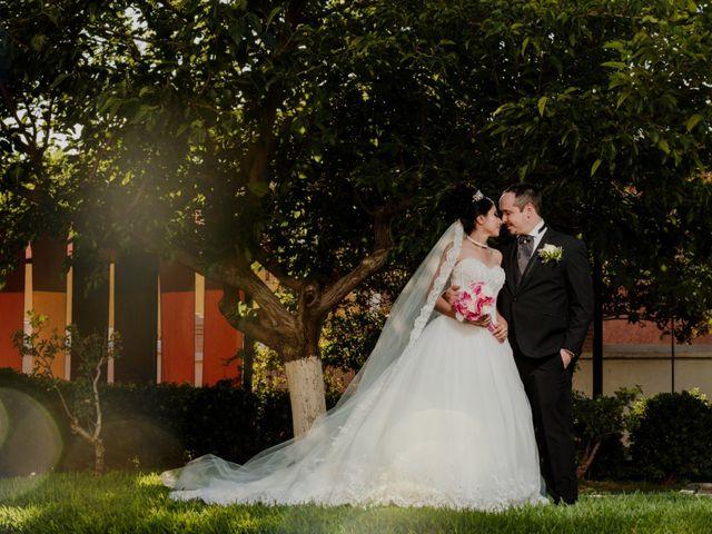 La boda de Blanca y David