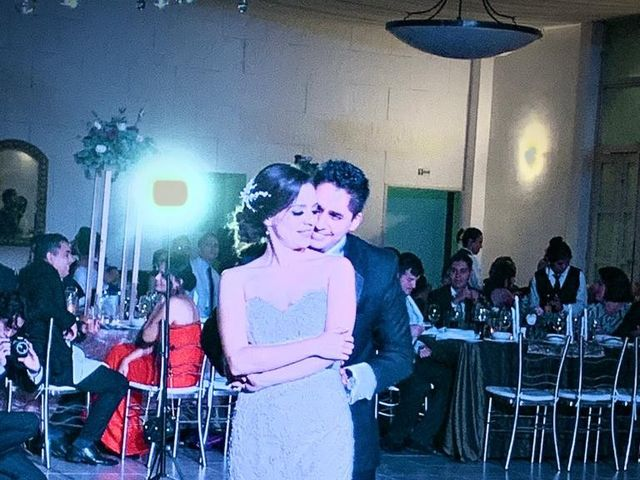 La boda de Oscar  y Vanessa  en Aguascalientes, Aguascalientes 1