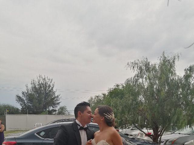La boda de Oscar  y Vanessa  en Aguascalientes, Aguascalientes 2