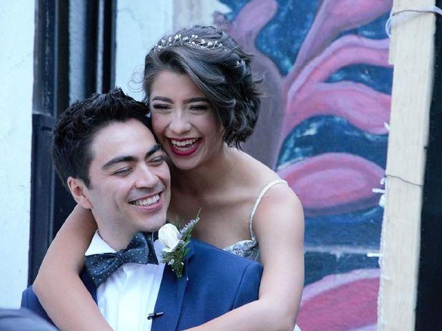 La boda de Carlos y Emilia