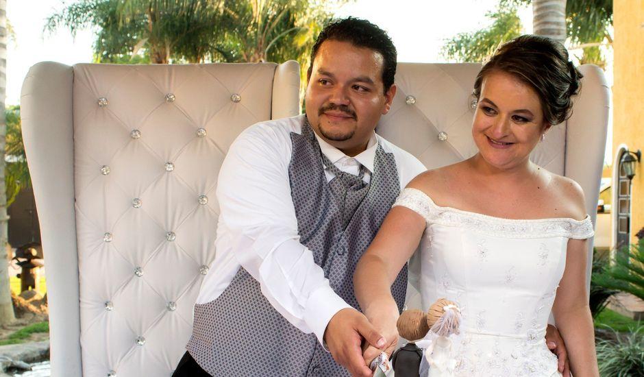 La boda de Sergio y Mily en Zapopan, Jalisco