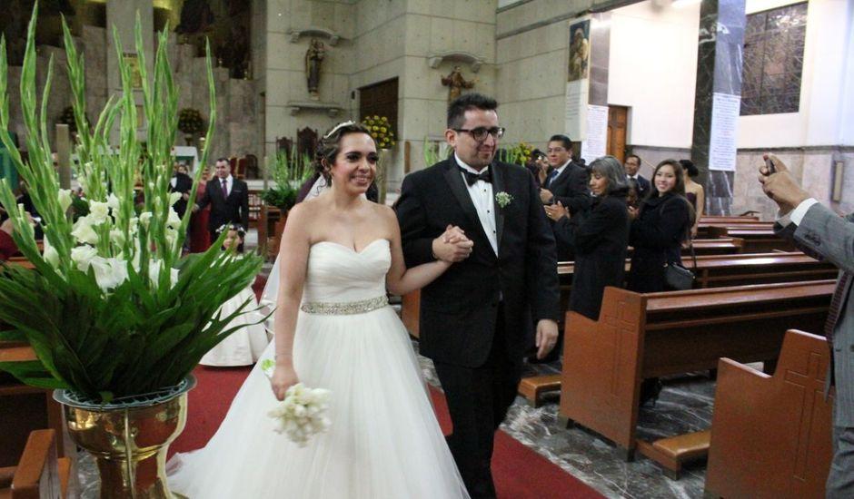 La boda de Armando  y Eglantina  en Gustavo A. Madero, Ciudad de México