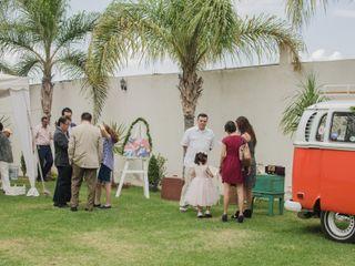 La boda de Claudia y Oswaldo 1