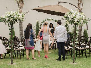 La boda de Claudia y Oswaldo 2