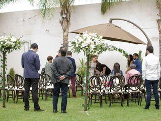La boda de Claudia y Oswaldo 3