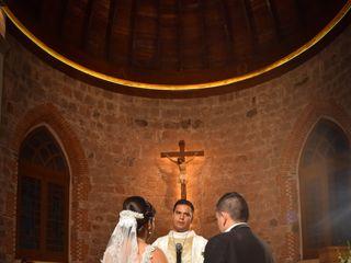 La boda de Jesús y Fernanda 1