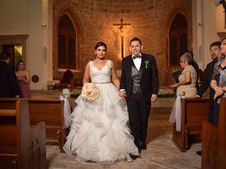 La boda de Jesús y Fernanda