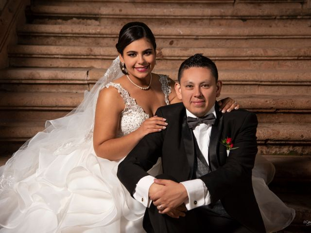 La boda de Fernanda y Jesús en Chihuahua, Chihuahua 12
