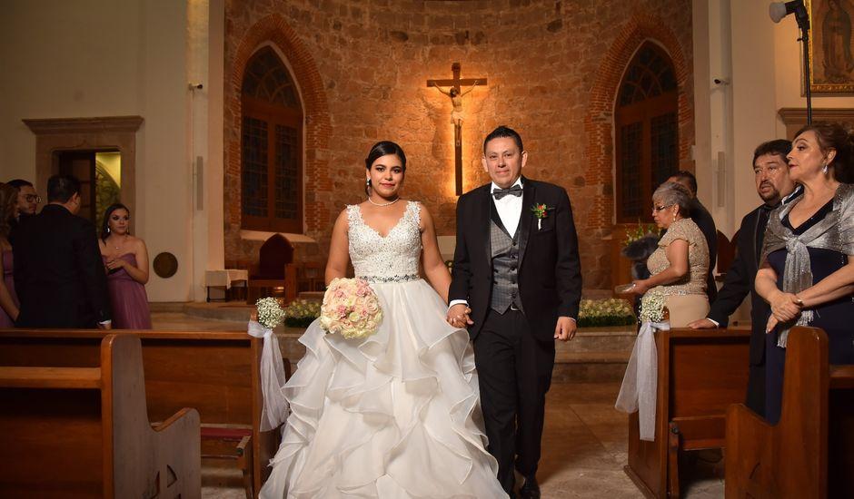 La boda de Fernanda y Jesús en Chihuahua, Chihuahua