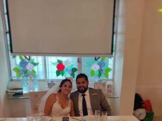 La boda de Beatriz  y Armando 1
