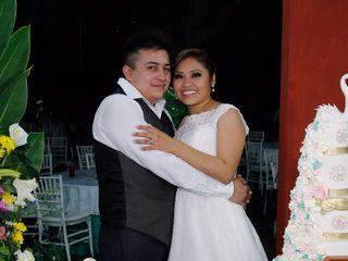La boda de Lisli y Celerino