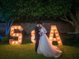 La boda de Aaron y Susana 3