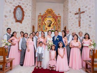 La boda de Gabriela y Cristóbal 1