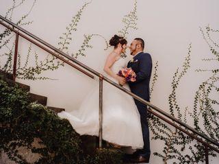 La boda de Rosalba y Miguel