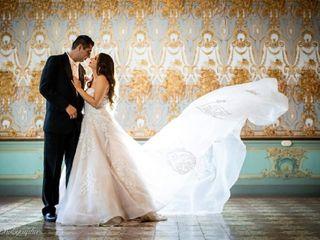 La boda de Grecia  y Alberto