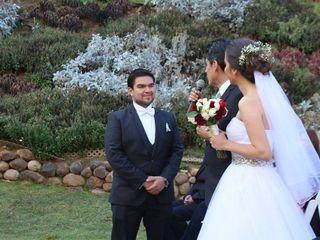 La boda de Geraldine y Missael 2