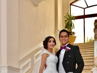 La boda de Mariana  y Jorge  1