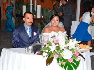 La boda de Anabel y Juan Gabriel