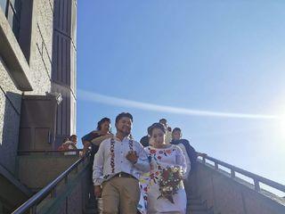 La boda de Daniela  y Benjamin  1