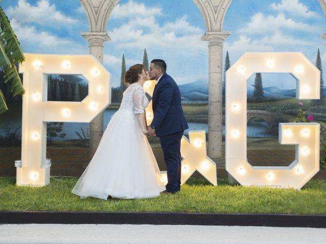 La boda de Gerardo y Primavera