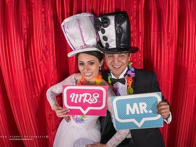 La boda de Aaron y Susana