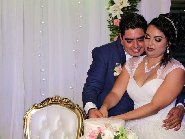 La boda de Minerva y Roberto