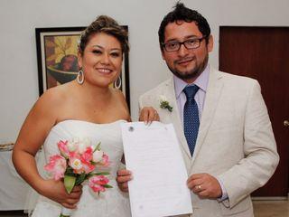 La boda de Karelia y Miguel