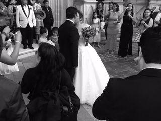 La boda de Iris y Carlos 1