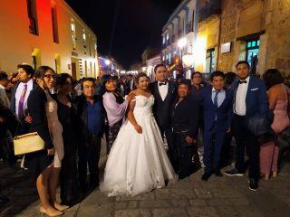 La boda de Iris y Carlos