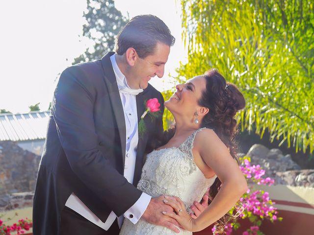 La boda de Katyna y Jose luis