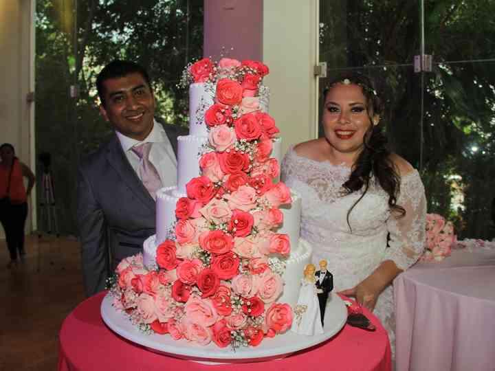 La boda de Sally y Eduardo