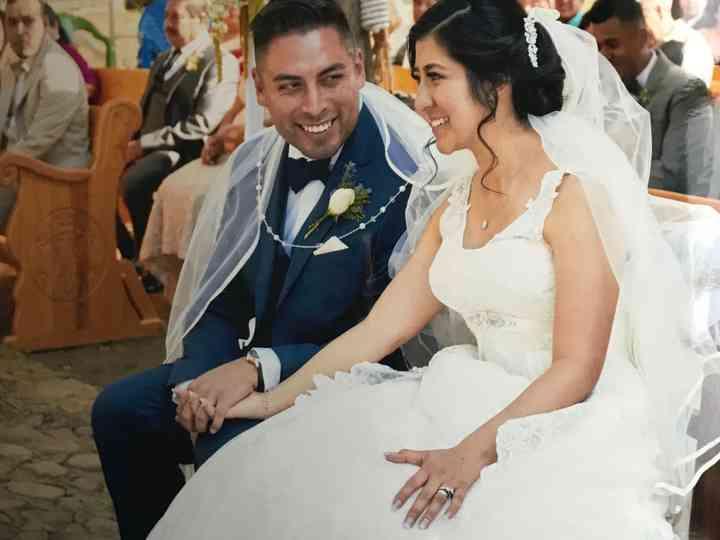La boda de Alejandra  y Gerardo