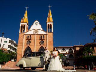 La boda de Esteban y Karla